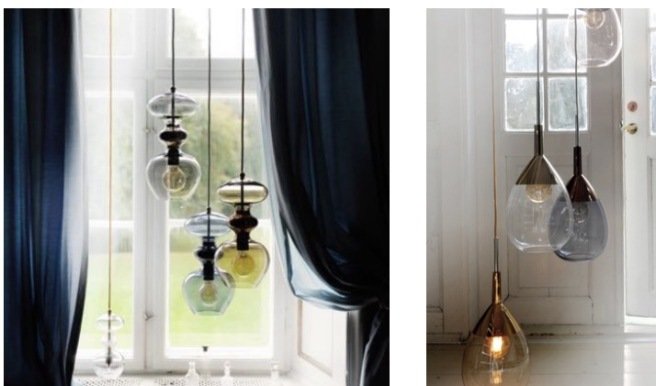 Futura & Lute Lamps