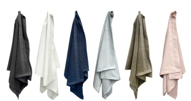Towels, from Denmark